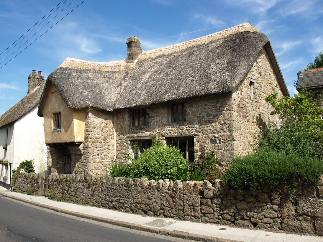 Chagford cottage