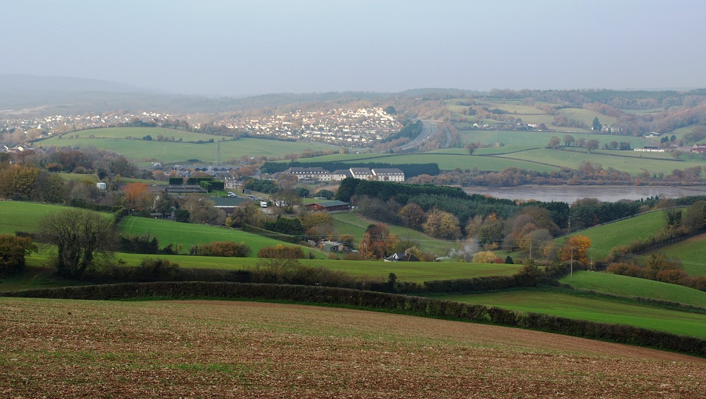 Buckland viewpoint