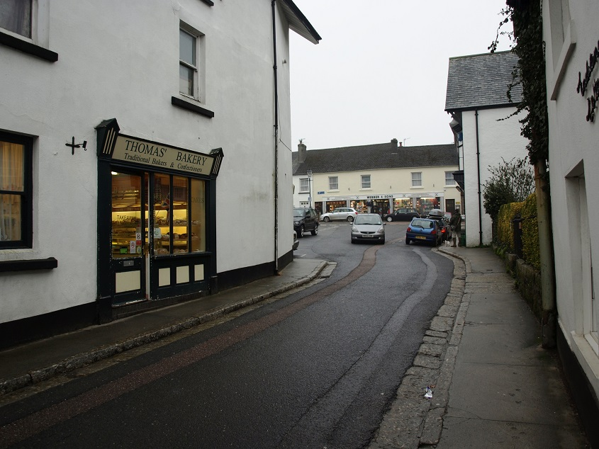 North Street Chagford