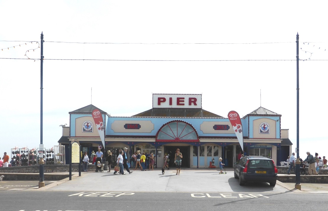 pier frontage