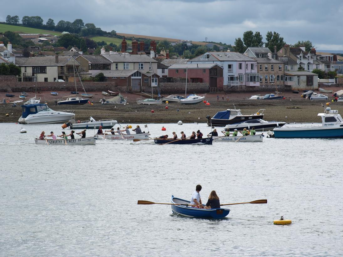 Seine boat race 1