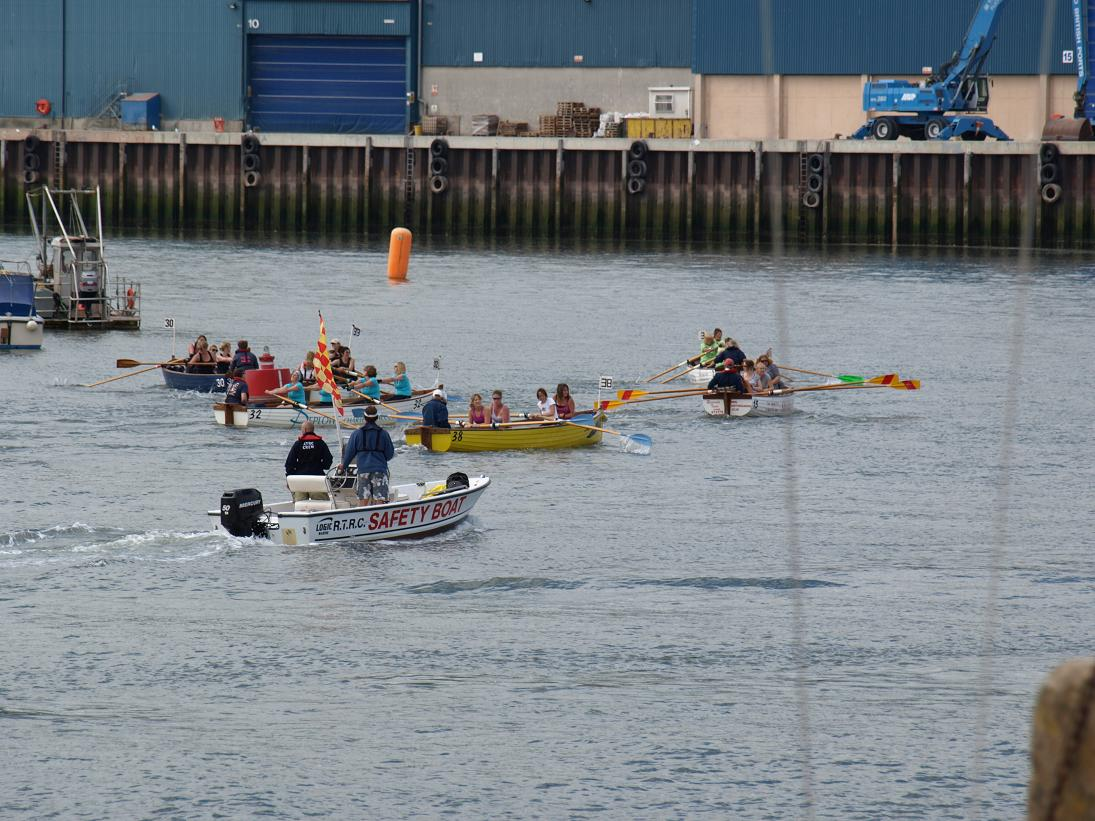 Seine boat race 2