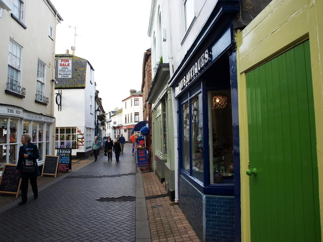 Teign Street