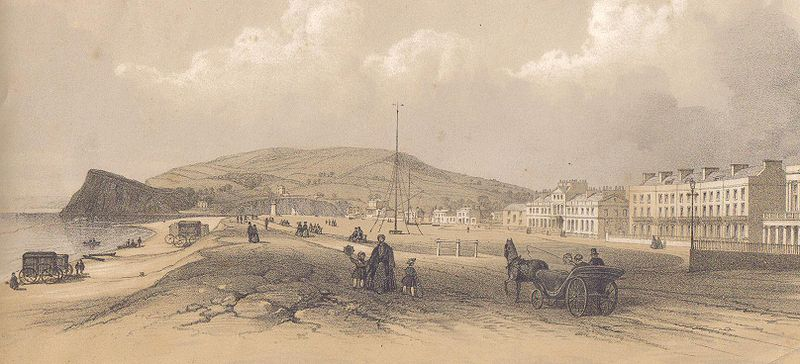 teignmouth front 1840