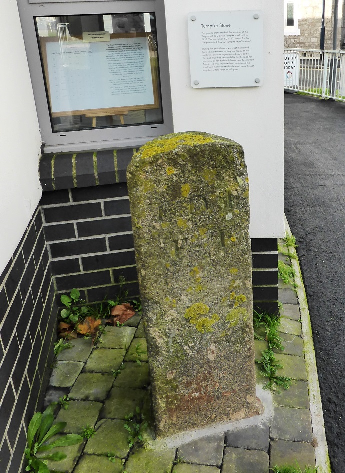 turnpike stone