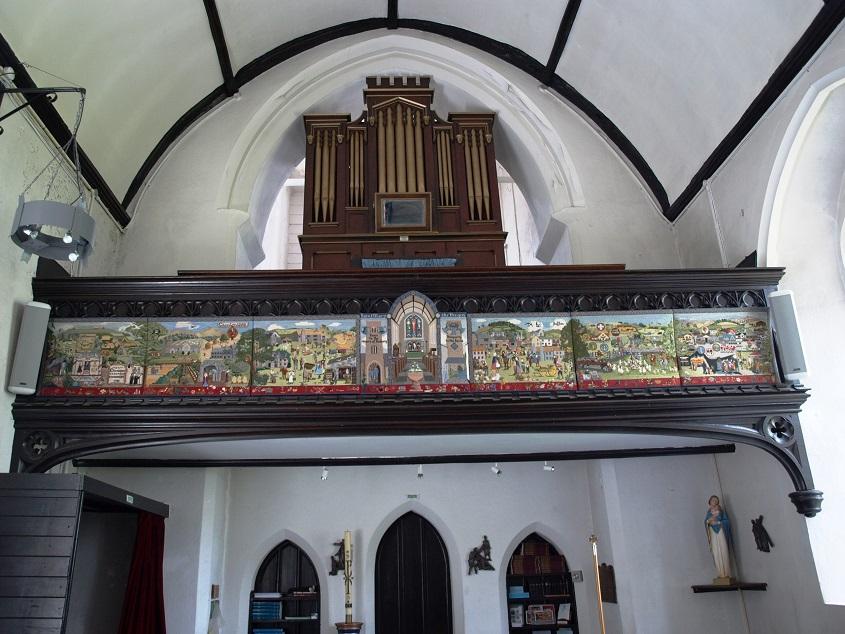 Denbury tapestry