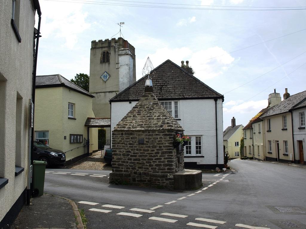 Denbury Cistern